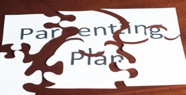Ontario parenting plan